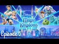 UNLOCKING AND GETTING FLORA! -Disney Magic Kingdoms- #6