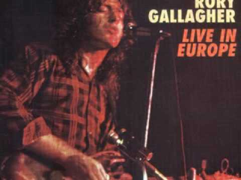Rory Gallagher-Laundromat-Live in Europe