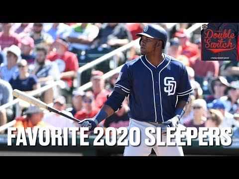 Fantasy Baseball Favorite Sleepers For 2020