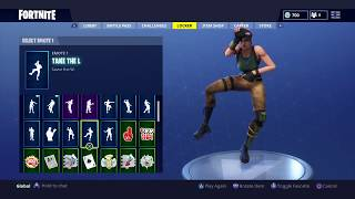 FORTNITE ACCOUNT FOR TRADE/SALE 50+ SKINS, 15+ GLIDERS, 50+ DANCES, 200+ WINS