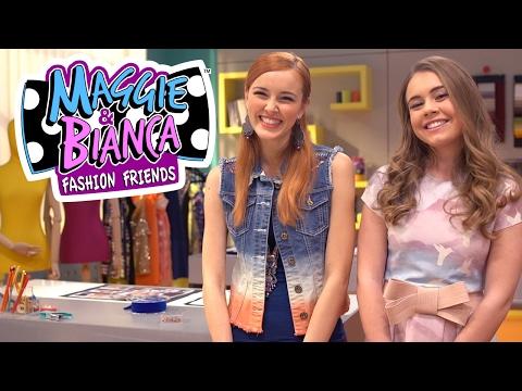 Maggie & Bianca Fashion Friends | Maggie et Bianca débarquent à l'Académie!