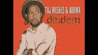 Taj Weekes & Adowa - Angry Language