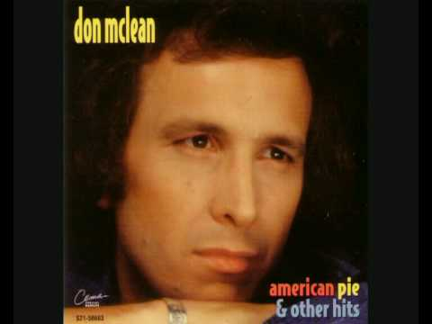 Don Mc lean  La la love you
