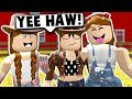 I GOT TRAPPED ON A FARM FOR 24 HOURS! (Roblox Bloxburg) Roblox Roleplay