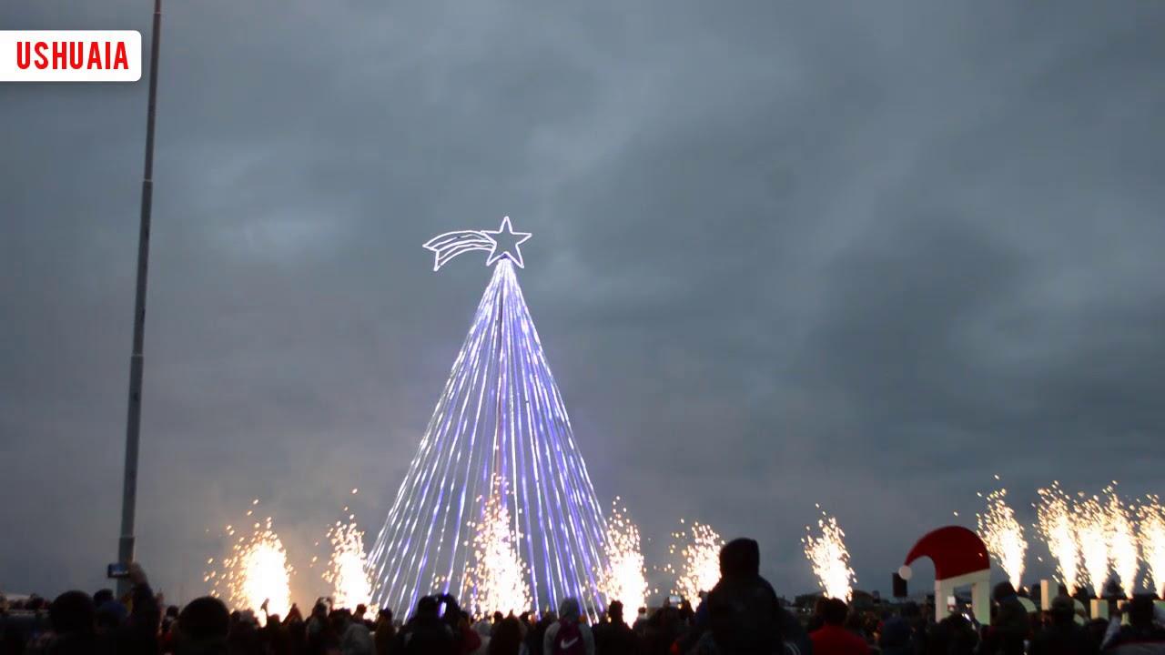 Encendido del árbol de Navidad 2020