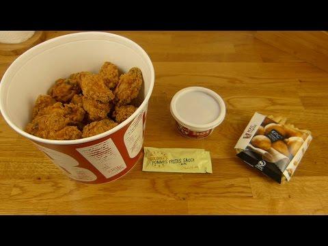 KFC - Big Bucket