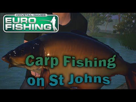 Let 39 s play dovetail games euro fishing carp fishing for Euro fishing xbox one