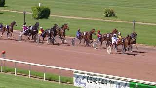 Vidéo de la course PMU PRIX DU CROISE-LAROCHE