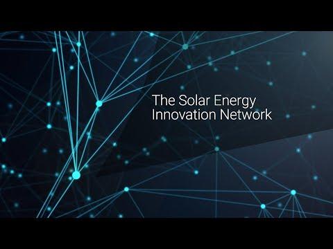 The Solar Energy Innovation Network