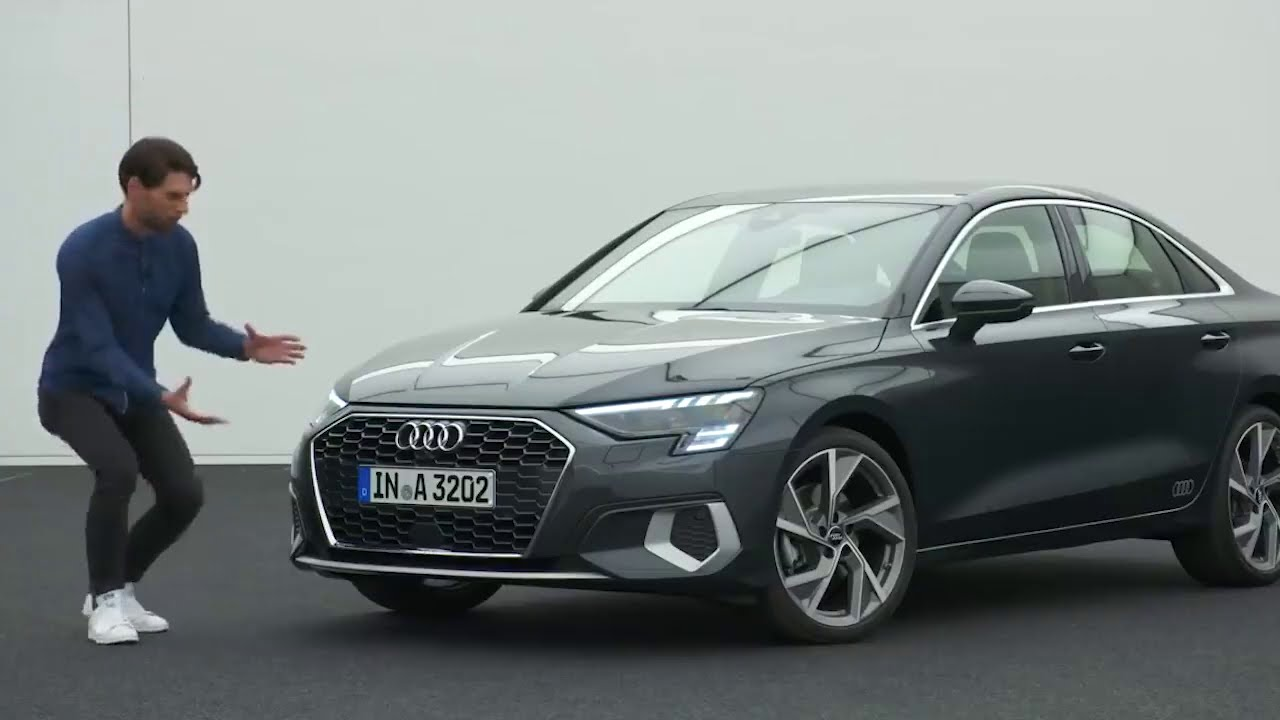 2021-Audi A3 Sedan - Interior, Exterior and Drive - YouTube