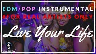Katy Perry Free Type Beat ~ 'LiveYourLife' - Pop EDM Instrumental | ♫ SeanOriginal ♛ (Free↓)