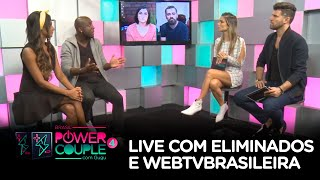 LIVE POWER COUPLE | CASAL ELIMINADO