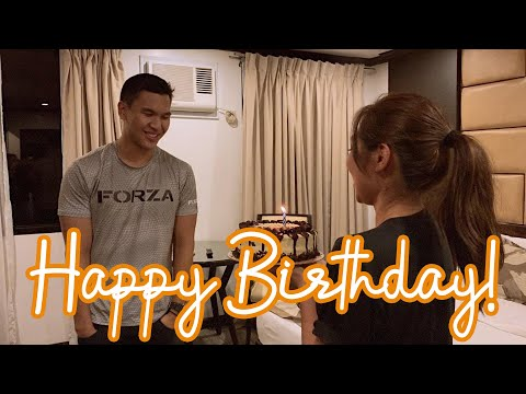 Davao birthday surprise!! | Kiara Takahashi