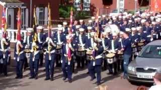 Shankill Protestant Boys 12th 2012