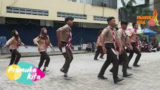 Yel-yel Pramuka Keren SMA Pusaka 2 Bekasi || Games 2019 Poltekkes Jakarta II