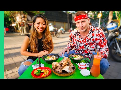 Five Noodles You've NEVER Seen!!! Asia's Best Street Food!!