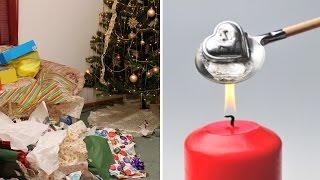 Nachhaltigere Weihnachten: So verhindern Sie Müll an den Feiertagen