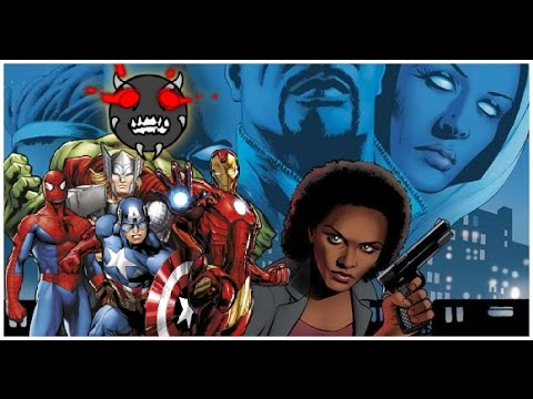Marvel Cancels SJW Comic