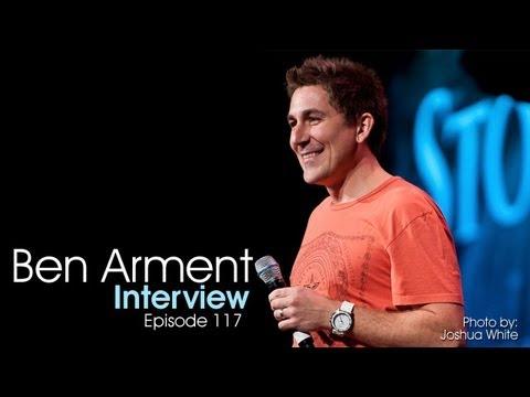 CMD 117: Ben Arment Interview