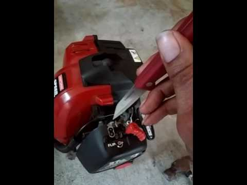 How To Adjust The Valves In A 4 Cycle Grass Trimmer Wee