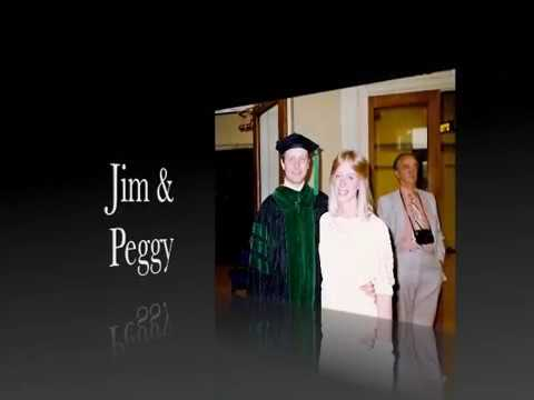 Jim and Peggy Taylor 25th Wedding Anniversary Video (Part 1)