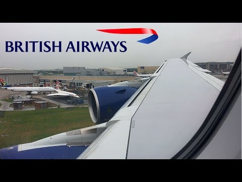 British Airways | A380 | Los Angeles (LAX) ✈ London Heathrow | Club World |