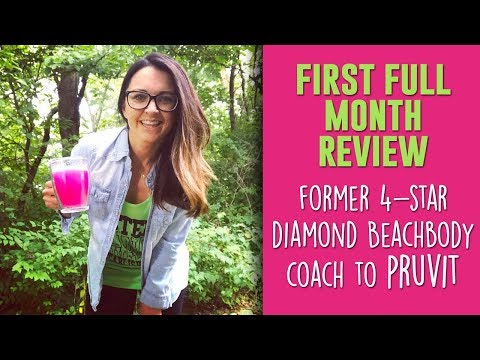 Beachbody to Pruvit ~ 1st full month review & why I left