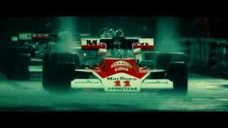 Niki Lauda and James Hunt epic scene