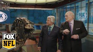 Jimmy Johnson and Terry Bradshaw encounter The Predator | FOX 45