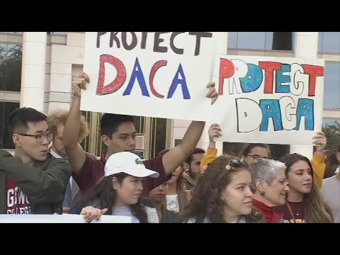"VIDEO: Arizona supreme court to hear case on in-state tuition for ""Dreamers"""