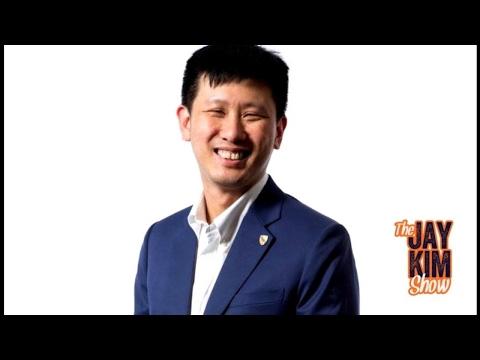 The Jay Kim Show Episode #31: Bernard Leong
