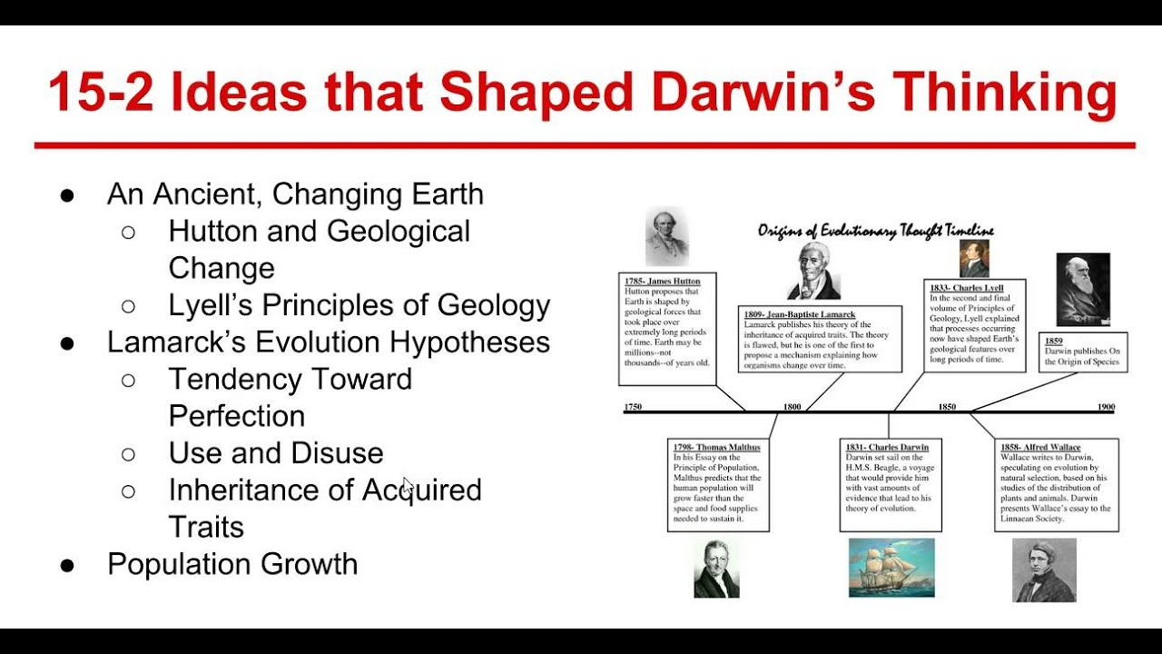 ch darwin s theory of evolution ch 15 darwin s theory of evolution