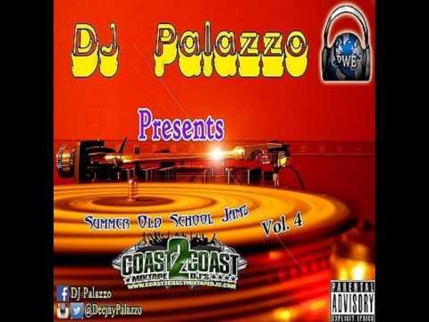 DJ Palazzo - Summer Old School Jamz Vol.4