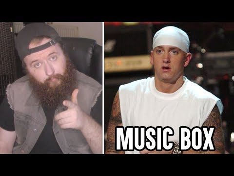 WTF DID I JUST HEAR? Eminem - Music Box (Reaction)