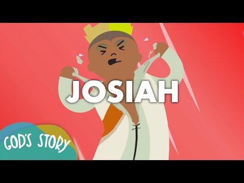 God's Story: Josiah