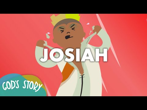 Gods Story: Josiah