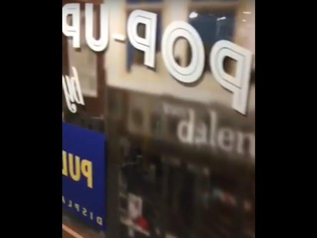 Impressie 2 van pop up store van PUL display op PI Amsterdam