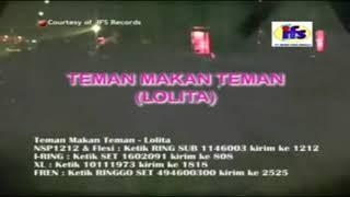Video Lolita - Teman Makan Teman (Dance Version) download MP3, 3GP, MP4, WEBM, AVI, FLV Juli 2018