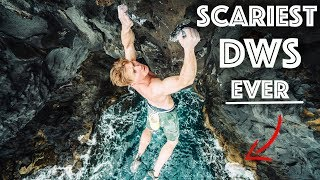 SCARY DEEP WATER SOLO EXPERIENCE #156