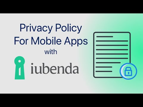 How To Create A Privacy Policy For A Mobile App