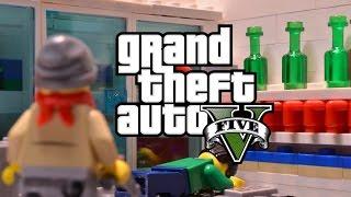 LEGO GTA 5