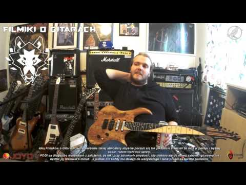 Stone Wolf Guitars - Interview with Mike Payne... Guy making those beauties - FOG 459