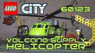 [ОБЗОР ЛЕГО] CITY 60123 Грузовой Вертолёт Исследователей Вулканов(LEGO CITY 60123 VOLCANO SUPPLY HELICOPTER // ЛЕГО СИТИ 60123 Грузовой Вертолёт Исследователей Вулканов - что может быть круче..., 2016-12-17T16:18:00.000Z)