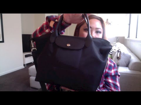 Longchamp Le Pliage Neo Shopping Bag