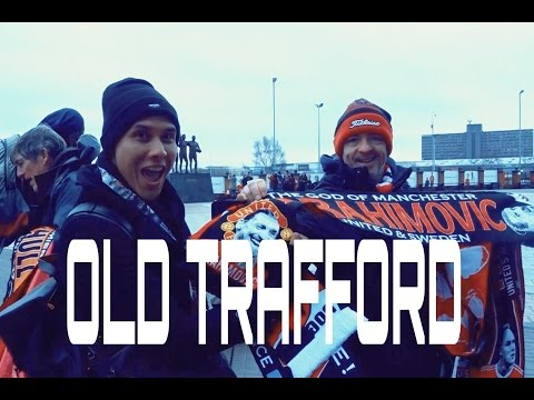 OLD TRAFFORD KEREEN!! GLORY GLORY UNITED!!