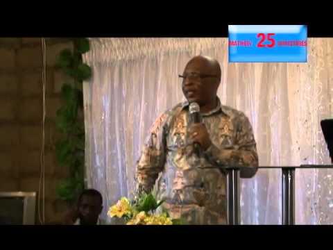 "Nevers Mumba at ""Matthew 25 Ministries"" 19th Anniversary Celebration"