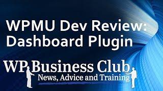 wpmudev dashboard wordpress plugin review