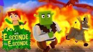 Minecraft  MORTE DO GUTIN! Chume Labs 2 #60..