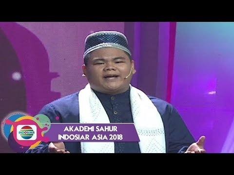Sosial Media Juga Bisa Untuk Beramal - Faris Roslan, Brunei Darussalam   Aksi Asia 2018