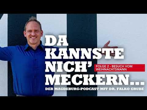 """Podcast """"Da kannste nich´ meckern..."""" - Folge 2 - Besuch vom Weihnachtsmann"""